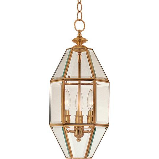 Bound Glass-Entry Foyer Pendant